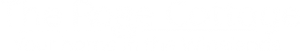 The Rose Cottage logo white